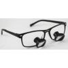 Feather Sight Loupes:  #TM1 Titanium Frame - TTL (3.5x Magnification)