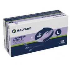 Lavender Nitrile Powder Free Exam Gloves