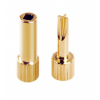 Nivo Gold Plated Screw Post Key Wrench