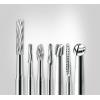 Caulk Super Bur FG Carbide Burs - All Shapes